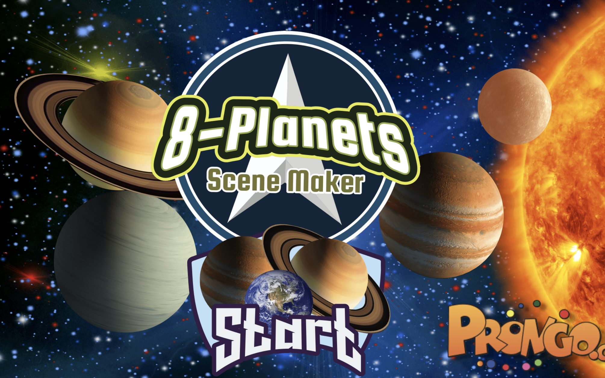 8 Planets – The Solar System Game