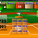 Batter's Up Baseball Math Addition