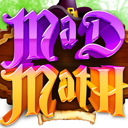 Mad Math Game Adding