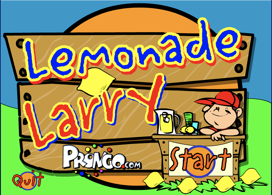 Lemonade Larry
