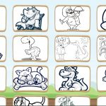 Coloring Pages for Young Kids.