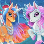 Princess Pony – Matching Game.