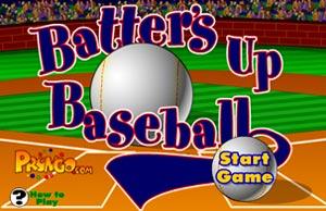 Image Batter up Baseball - Multiplication