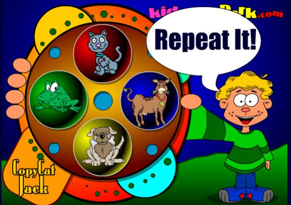 Image CopyCat Jack Game