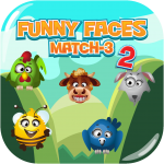 Funny Faces Matching Game