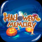 Halloween Memory Matching Game.