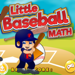 Little Baseball Math Addition