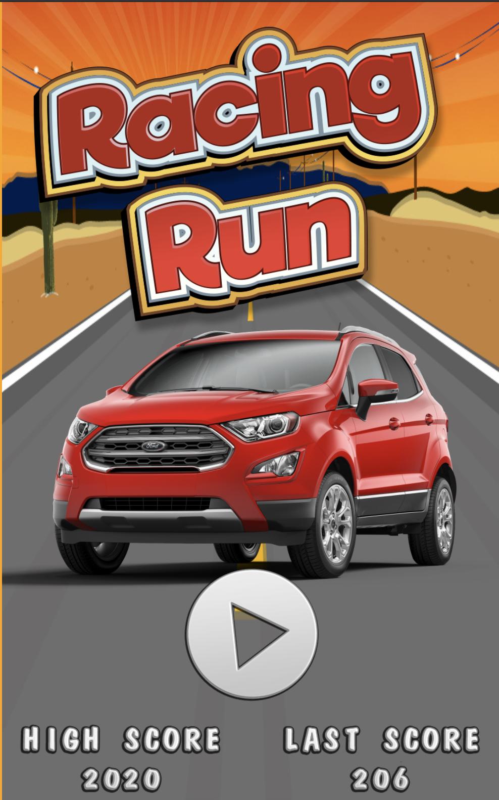 Racing Run
