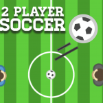 2 Player Soccer Game
