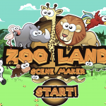 Zoo Land Scene Maker