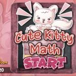 Cute Kitty Math Game – Adding 1-20