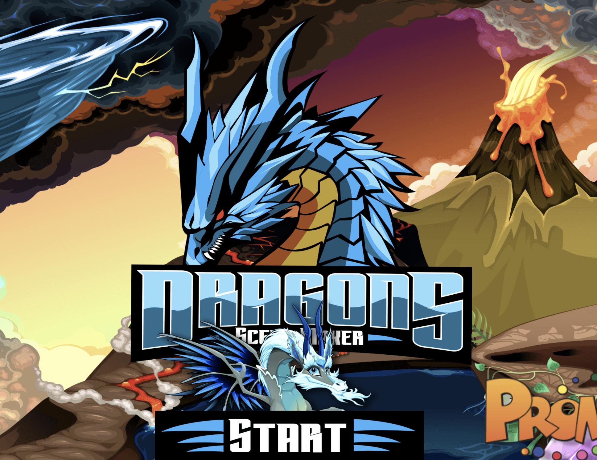 Image Dragon World Scene Maker