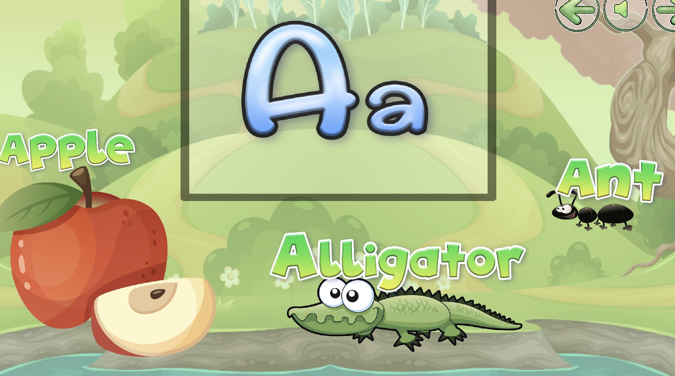 Image ABC alphabet Learning