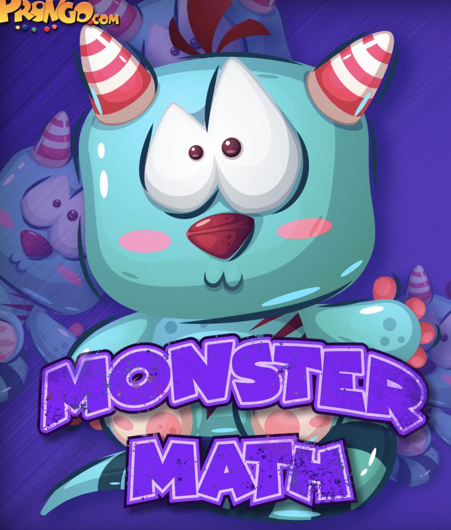Image Monster Math Adding 1-10