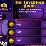 The Inventors game.