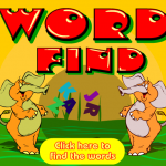 Word Find Game!