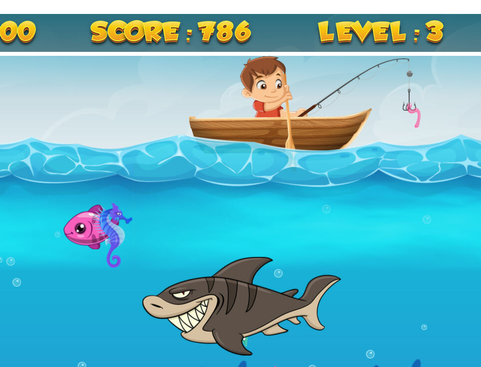 Fishing Trip Game!