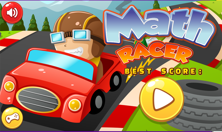 Image Math Racer
