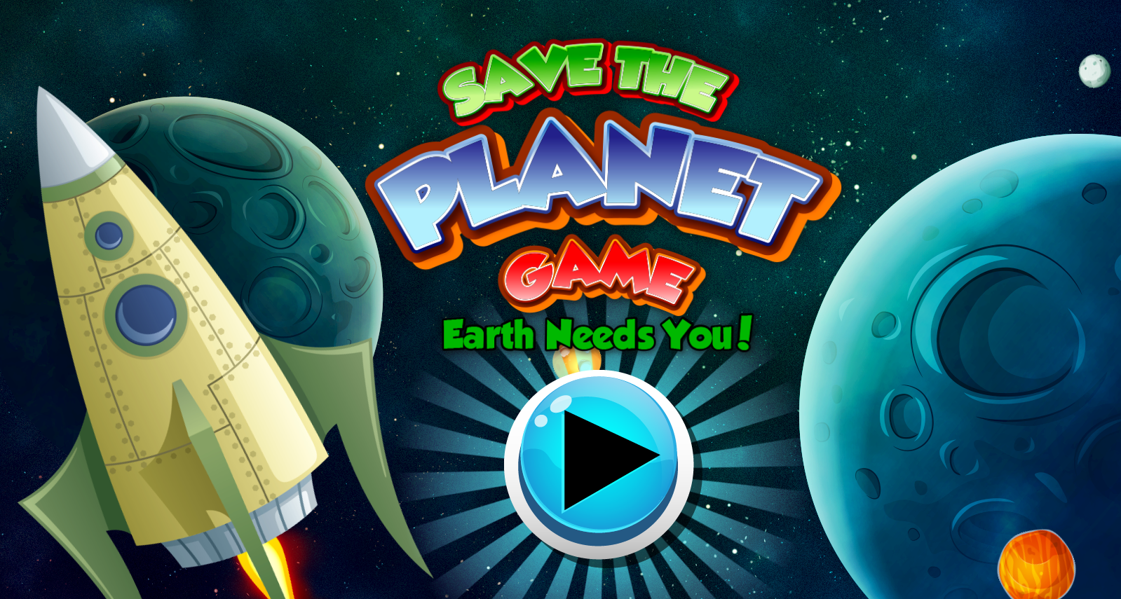 Save the Planet Game!