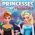 Princesses Makeover
