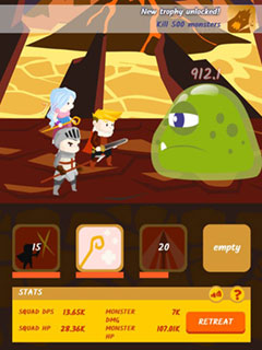 Image Hero Clicker