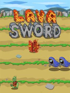 Image Lava Sword