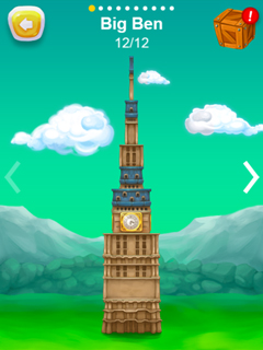 Image Tower Match